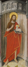 Panels from the High Altar of the Charterhouse of Saint-Honoré, Thuison-les-Abbeville: Saint John the Baptist