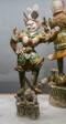 Armored Guardian King (Tianwang) Trampling Demon