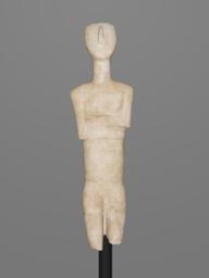 Statuette of a Female Figure