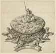 Design for a Saltcellar