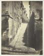 Rue des Grands Carmes, Vue prise de la Rue Ste. Marthe