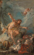Saint John the Baptist Preaching in the Desert