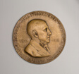 Medal Commemorating James Whitcomb Riley