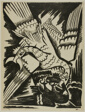 The White Eagle, from War: Mystical Images of War