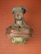Ship Figurehead: Native American Bust