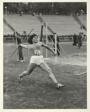Russian Olympic Javelin Thrower