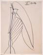 Study XI for Richard J. Daley Center Sculpture