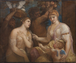 Allegory of Venus and Cupid