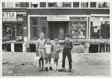 Four Boys on Commercial Avenue, South Chicago
