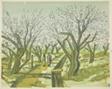Plum Orchard at Yoshino