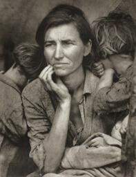 Migrant Mother, Nipoma, California