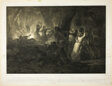 Deliverance of the Daughters of Daniel Boone and Callaway, plate two from Histoire des Premiere Colons d'Amerique