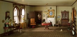 """A33: """"Middletown"""" Parlor, 1875-90"""