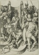 Christ before Pilate, from The Passion