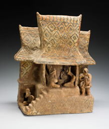 House Model with Ritual Feast