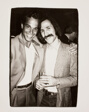 Allen Finkelstein and Unidentified Man