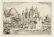 A Castle, plate 22 after Pictures of Farms, Country Houses and Rustic Villages (Praediorum villarum et rusticarum casularum icones)