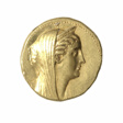 Octodrachm (Coin) Portraying Queen Arsinoë II