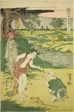 Act Five: Yamazaki Highway from the play Kanadehon Chushingura