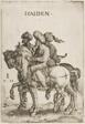 Three Turkish Soldiers (Cavalrymen)