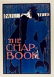 The Blue Lady: Poster Advertising the Chap-Book