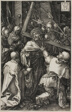 Bearing of the Cross, from The Engraved Passion