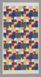 Geometric Abstraction (Dress or Furnishing Fabric)