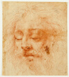 Head of a Sleeping Man