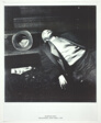 Bowery, New York, Sleeping Man