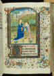 The Annunciation, from a Book of Hours