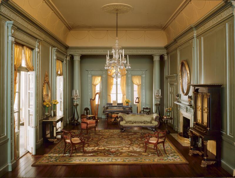A29 south carolina ballroom 1775 1835 the art for Hill james design d interieur