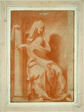 """Fortitude (Study for the """"Cabinet du roi"""" [King's Study])"""
