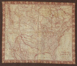 Map of North America (Handkerchief)