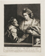 Titian and His Mistress