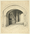 Archway Leading to Grammar School, Bristol