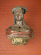 Ship Figurehead: Native American Bust