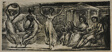 Menalcas Watching Women Dance, from The Pastorals of Virgil