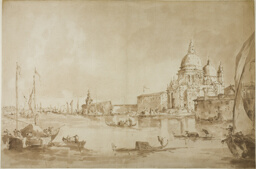 Bacino di San Marco with the Dogana del Mare and Santa Maria della Salute
