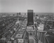 View North from the Prudential Building, Boston