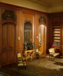E-20: French Library of the Louis XV Period, c. 1720
