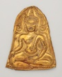 Votive Plaque with Buddha Triumphing over Mara (Maravijaya)