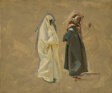 Study of Two Bedouins