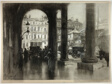 Covent Garden Market, with Portico of St. Paul's Church, from In Thackeray's London