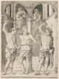 The Flagellation, plate 7 from the Life of the Virgin and Christ