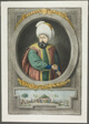 Othman Kahn I, from Portraits of the Emperors of Turkey