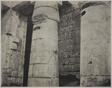 Medinet Habu, Mortuary Temple of Ramses III, Left Wall (Médinet-Habou, Temple funéraire de Ramsès III, paroi gauche