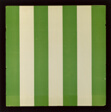 "One of 406 Ceiling Panels (23 3/4 x 23 3/4 inches each). Covered on the back with striped paper (green and white). Each Stripe is 8.7 cm. From ""Frost and Defrost: A Work In Situ By Daniel Buren."" Otis Art Institute Gallery, 2401 Wilshire Boulevard, Los Angeles, California. January 28 - March 4, 1979, Hal Glicksman, Gallery Director; Christopher D'Arcangelo, Assistant to Daniel Buren, Photography by the Douglas M. Parker Studio, Los Angeles, California, May 4, 2006"