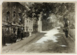 Berkeley Square, from In Thackeray's London