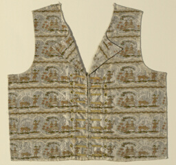 Portion of a Waistcoat (Front)