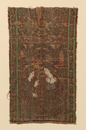 Fragment from an Orphrey